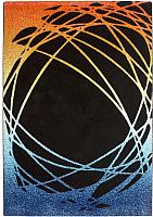 Ковер Lalee California 101 (200x290, черный/оранжевый) -