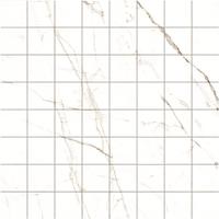 Мозаика Kerranova Black and White White K-60/LR/m01 (300x300) -