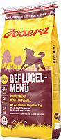 Корм для собак Josera Poultry Menu (15кг) -
