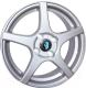 Литой диск TechLine 1510 15x6