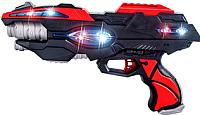 Бластер игрушечный Aurora Toys Пистолет / KT8889-F19 -