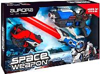 Набор игрушечного оружия Aurora Toys Космическое оружие / KT8889-F3 -