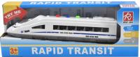 Поезд игрушечный RUI JIA RJ051 (инерционный) -