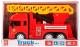 Автомобиль игрушечный RUI JIA Пожарная машина / RJ6670-1 (инерционный) -