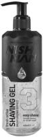 Гель для бритья NishMan 3 Easy Shave (400мл) -