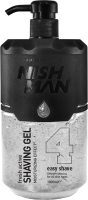 Гель для бритья NishMan 4 Easy Shave (1л) -
