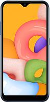 Смартфон Samsung Galaxy A01 / SM-A015FZBDSER (синий) -