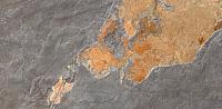 Плитка Zeus Ceramica Gres Slate ZBXST2BR (450x900, разноцветный) -