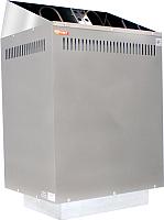 Электрокаменка УМТ Душка ЭКМ-12 / 10001001 (нержавеющая сталь) -
