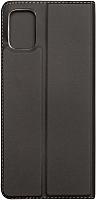 Чехол-книжка Volare Rosso Book для Galaxy A51 (черный) -