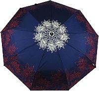 Зонт складной Gimpel 1801 (темно-синий) -
