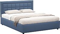 Двуспальная кровать Moon Trade Noemi New 1222 / К002019 -