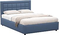 Полуторная кровать Moon Trade Noemi New 1222 / К002015 -