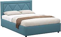 Полуторная кровать Moon Trade Dominica New 1223 / К002045 -