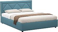 Двуспальная кровать Moon Trade Dominica New 1223 / К002049 -