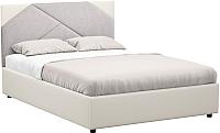 Полуторная кровать Moon Trade Alba New 1226 / К002099 -