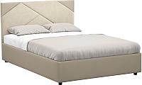 Полуторная кровать Moon Trade Alba New 1226 / К002075 -