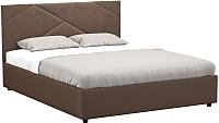 Двуспальная кровать Moon Trade Alba New 1226 / К002089 -