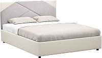 Двуспальная кровать Moon Trade Alba New 1226 / К002101 -