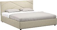 Двуспальная кровать Moon Trade Alba New 1226 / К002085 -
