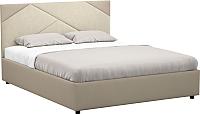 Двуспальная кровать Moon Trade Alba New 1226 / К002079 -