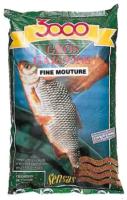 Прикормка рыболовная Sensas 3000 Gros Gardon Fine Mouture / 09921 (1кг) -