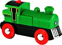 Элемент железной дороги Brio Поезд с функцией движения вперед и назад / 33595 -
