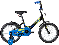 Детский велосипед Novatrack Twist 161TWIST.BK20 -