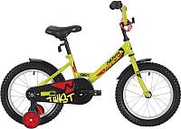 Детский велосипед Novatrack Twist 161TWIST.GN20 -