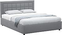 Двуспальная кровать Moon Trade Noemi New 1222 / К002012 -