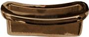 Декоративная накладка перелива для ванной BelBagno BB39-TC-BRN -