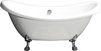 Ванна акриловая BelBagno BB05 182.5x75 -