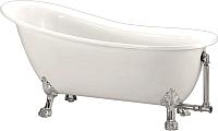 Ванна акриловая BelBagno BB06-1550 -