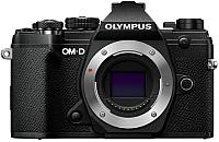 Беззеркальный фотоаппарат Olympus E-M5 Mark III Body (черный) -