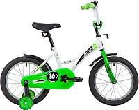 Детский велосипед Novatrack Strike 163STRIKE.WTG20 -