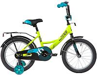 Детский велосипед Novatrack Vector 163VECTOR.GN20 -
