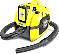 Пылесос Karcher WD 1 Compact Battery Set (1.198-301.0) -