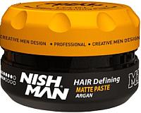 Паста для укладки волос NishMan M1 Hair Defining Paste матовая (100мл) -