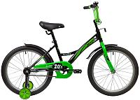 Детский велосипед Novatrack Strike 203STRIKE.BKG20 -