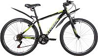 Велосипед Stinger Caiman 26SHV.CAIMAN.18BK0 -