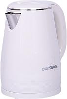 Электрочайник Oursson EK1530W/IV -