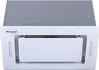 Вытяжка скрытая Weissgauff Aura 1200 Remote WH -