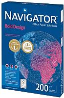 Бумага NAVIGATOR Bold Design A4 200г/м 150л -