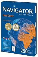 Бумага NAVIGATOR Hard Cover A4 250г/м 125л -