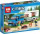 Конструктор Lepin Cities. Фургон для путешествий / 02048 -