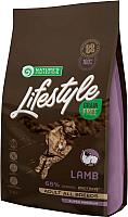 Корм для собак Nature's Protection Lifestyle Adult Grain Free Lamb / NPLS45674 (10кг) -