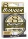 Леска плетеная Konger Braider X8 Black 0.14мм 150м / 250148014 -