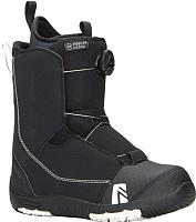 Ботинки для сноуборда Nidecker 2019-20 Micron Boa (р.3, Black) -