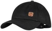 Бейсболка Buff Baseball Cap Solid Black (117197.999.10.00) -