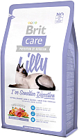 Корм для кошек Brit Care Cat Lilly I've Sensitive Digestion / 132615 (7кг) -